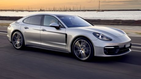 Product Highlights: Porsche Panamera – a sportscar with the comfort of an exclusive sedan